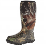 Mens Classic High Bogs Camo Boots