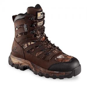 Womens Irish Setter 7 UltraDry Ladyhawk Boots with 1000 grams Thinsulate Ultra Insulation M.O.B.U. 6.5