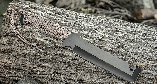 SE KFD233 Gut Hook Knife